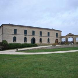 Château d'Aiguilhe, Saint-Philippe d'Aiguilhe (33)