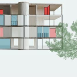 Système industrialisé de logements «Sylvanéo»