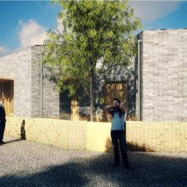 Maison de projet «Re-Bigre», Biganos (33)
