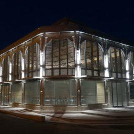Halles de marché, Frontignan (34)